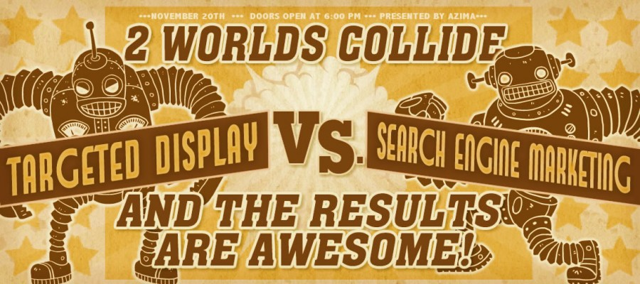 Targeted Display vs Search Engine Marketing