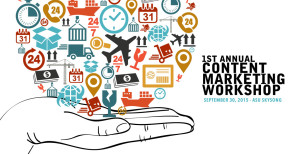 AZIMA Content Marketing Workshop