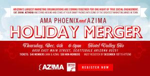 AZIMA AMA Holiday Merger