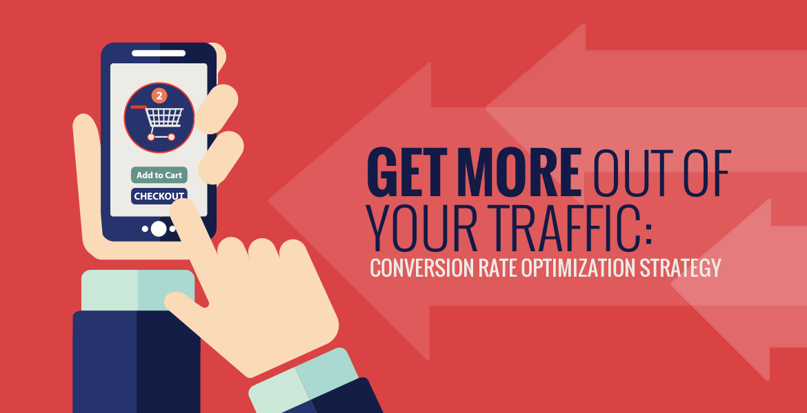 Conversion rate optimization strategy