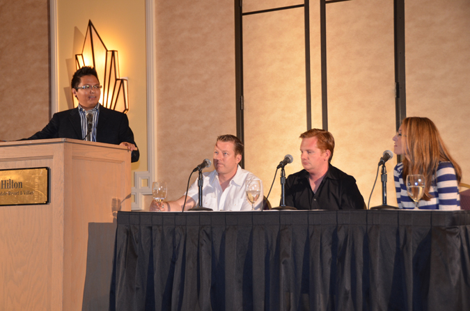 The AZIMA Panel Discusses Social Media Marketing for Restaurants