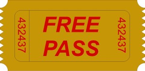 Free Pass Image
