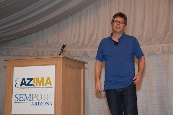 Danny Sullivan- AZIMA SEMPOAZ event Scottsdale