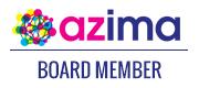 AZIMA Board Member